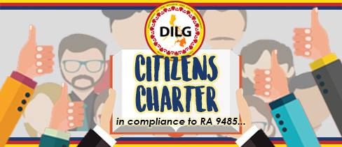 Department's Citizens Charter